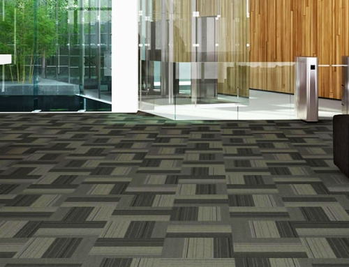 What are the Benefits of Using Carpet Tiles?
