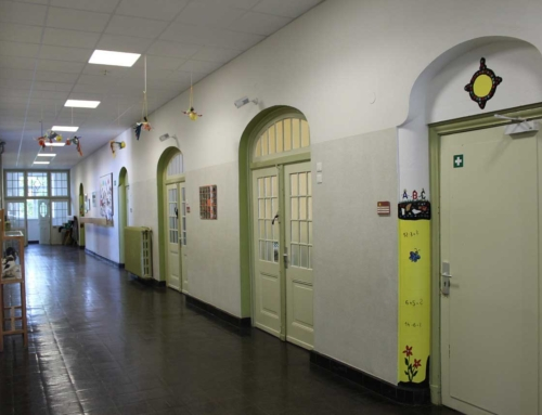 Resilient Flooring for Schools: Why and Where